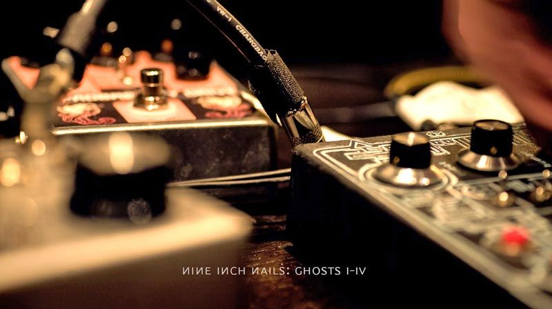 Nine Inch Nails Ghosts