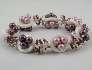 Swarovski Pearl & Mother of Pearl Bracelet