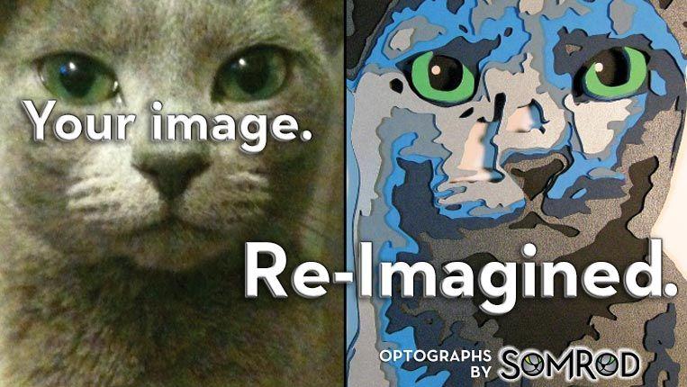 Custom Optograph